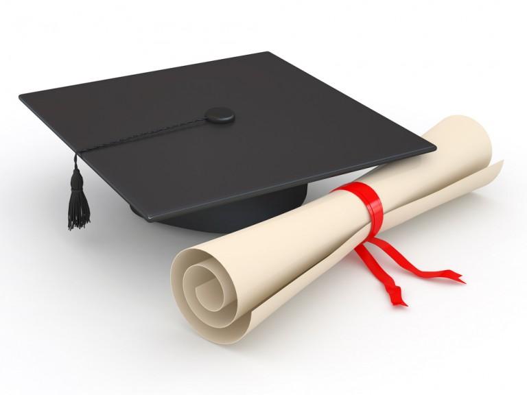 to list high school diploma on resume
